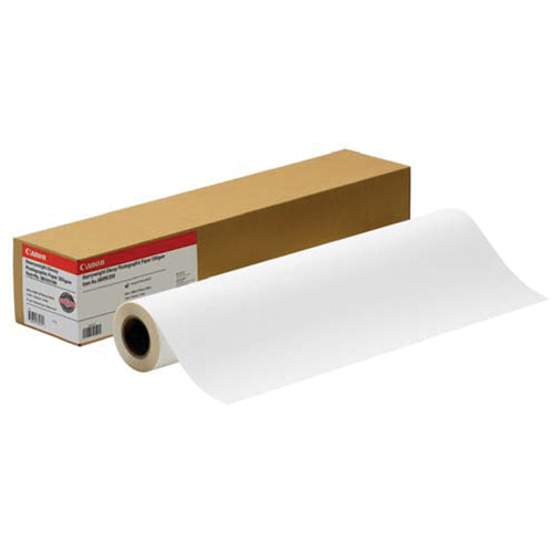 """Canon Satin Photographic Paper (240 gsm, 42""""x100' Roll)"""