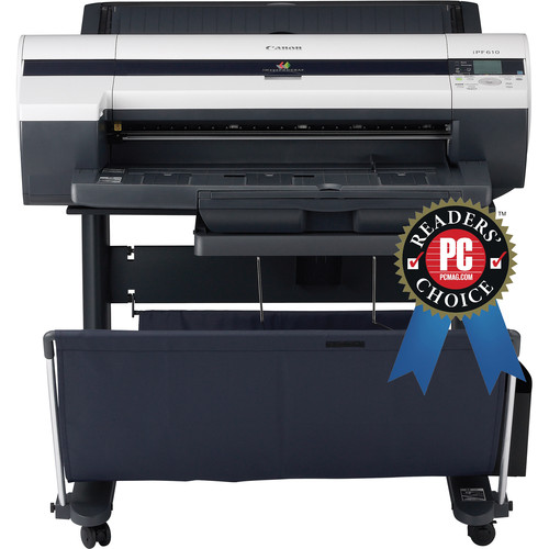 Canon imagePROGRAF iPF610PA Large Format Printer With PA Lite Software