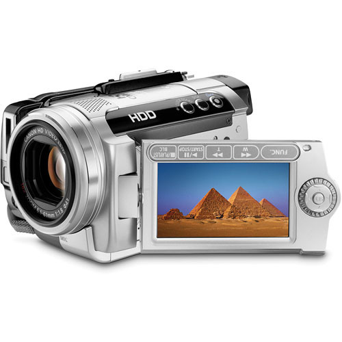 Canon VIXIA HG10 High Definition HDD Camcorder