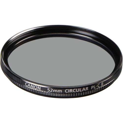 Canon 2188B001 58mm Circular Polarizing Filter