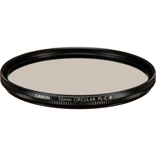 Canon 72mm Circular Polarizing Filter