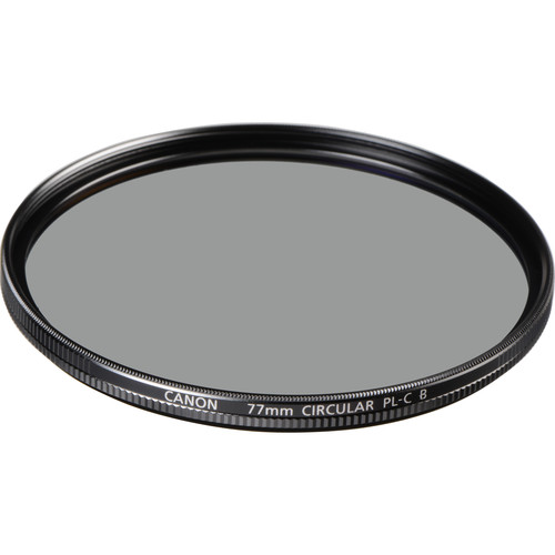 Canon 77mm Circular Polarizing Filter
