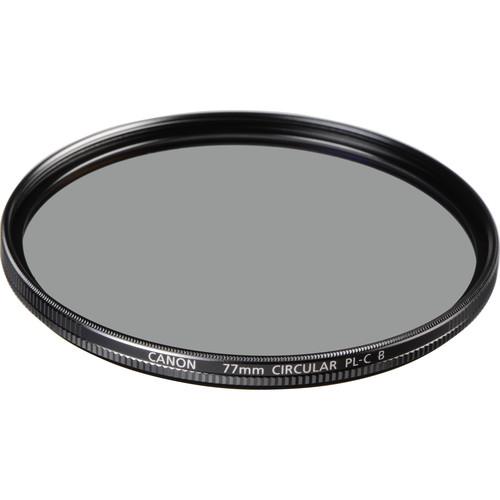 Canon 77mm Circular Polarizing Filter
