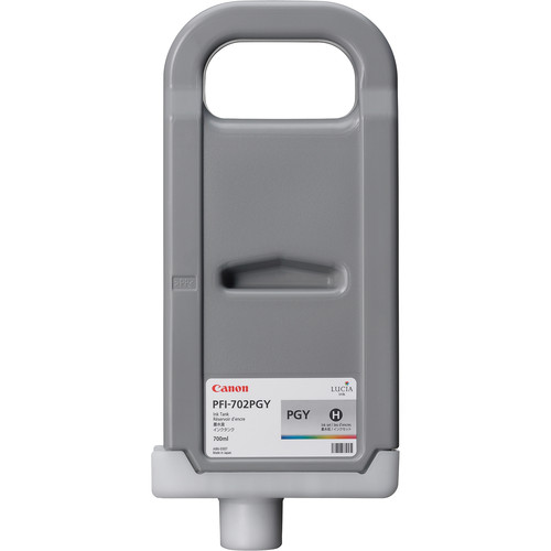 Canon PFI-702 Photo Gray Ink Tank (700 ml)