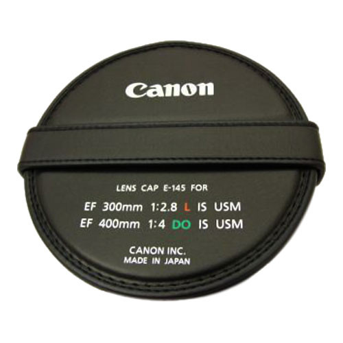 Canon E-145B Front Lens Cover for 200mm f/2 IS USM Lens