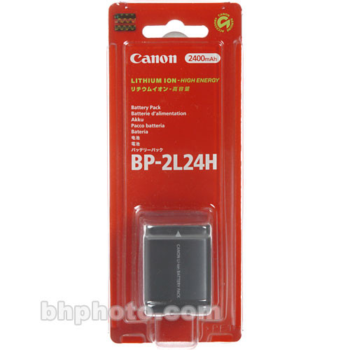 Canon BP-2L24H Battery Pack (2400mAh)