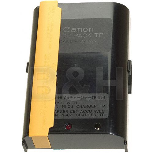 Canon NiCd Pack TP