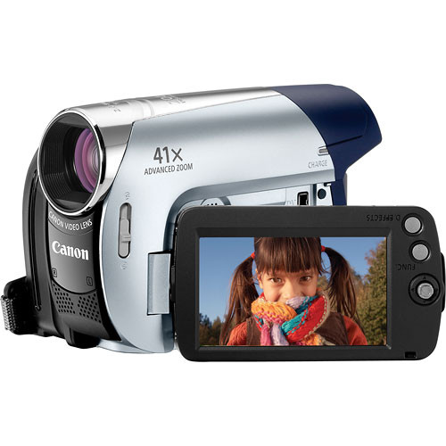 Canon ZR-900 MiniDV Camcorder