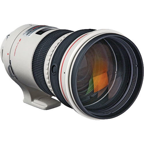 Canon Telephoto EF 300mm f/2.8L IS Image Stabilizer USM Autofocus Lens