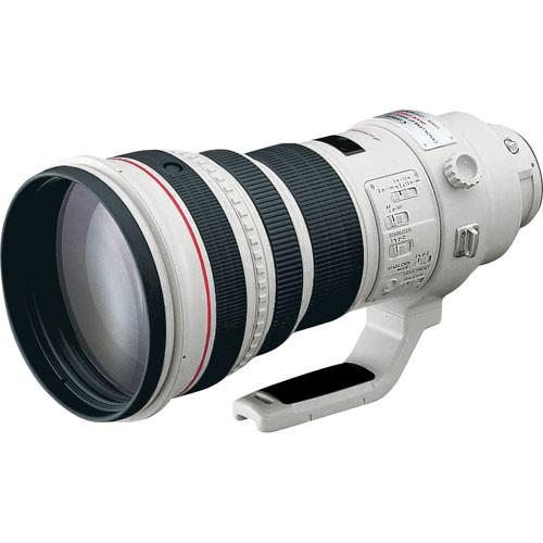 Canon Telephoto EF 400mm f/2.8L IS Image Stabilizer USM Autofocus Lens