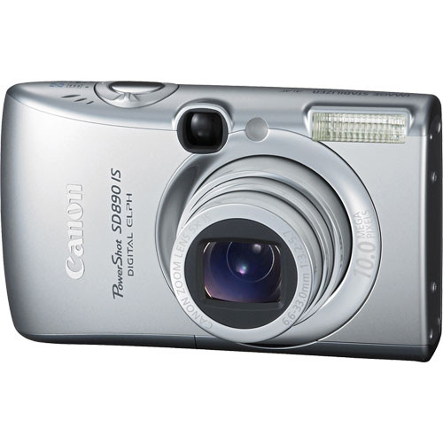 Canon PowerShot SD890 IS Digital Elph Digital Camera