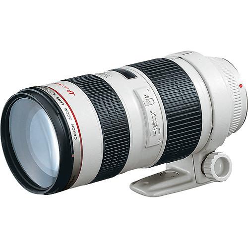 Canon - EF 70-200mm f/2.8L USM Lens