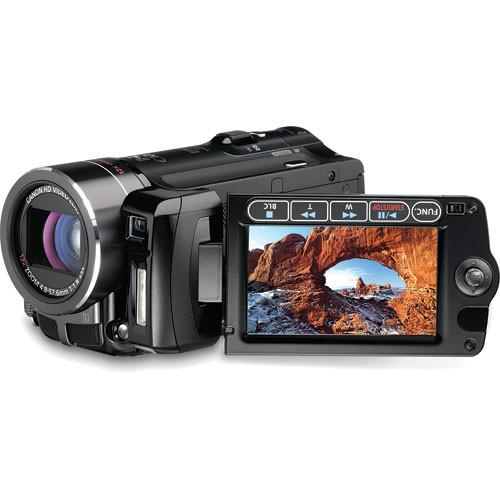 Canon VIXIA HF-10 AVCHD 16GB Dual Flash Memory/SDHC Memory HD Camcorder