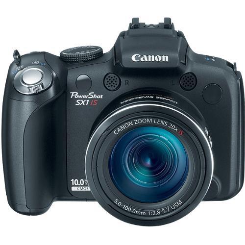 Canon PowerShot SX1 IS Digital Camera