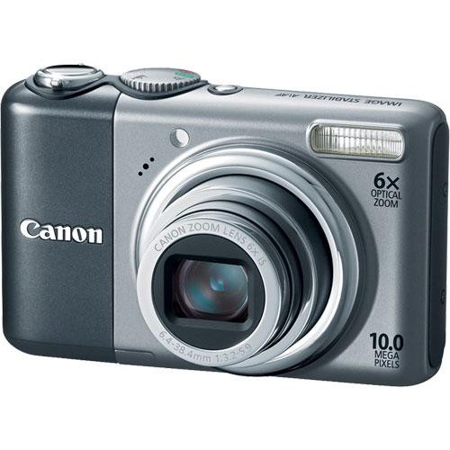 Canon PowerShot A2000 IS Digital Camera