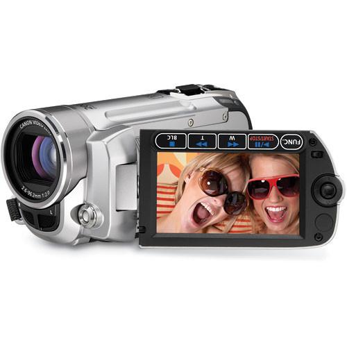Canon FS-10 8GB Flash Memory Camcorder