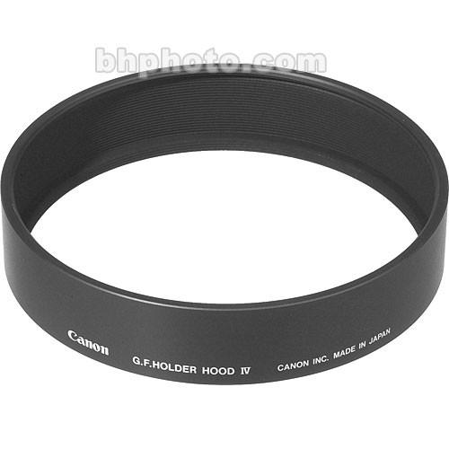 Canon - Hood for Gelatin Filter Holder IV
