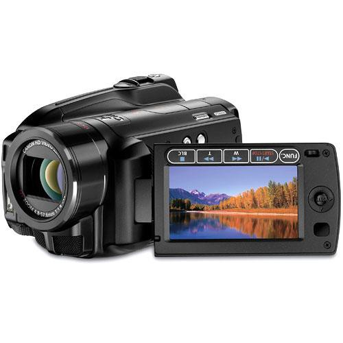 Canon VIXIA HG21 Hard Disk Drive High Definition Camcorder