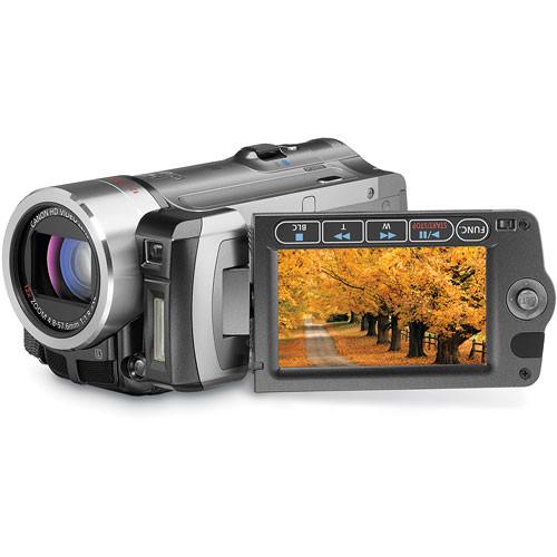 Canon VIXIA HF-100 AVCHD Flash Memory High Definition Camcorder
