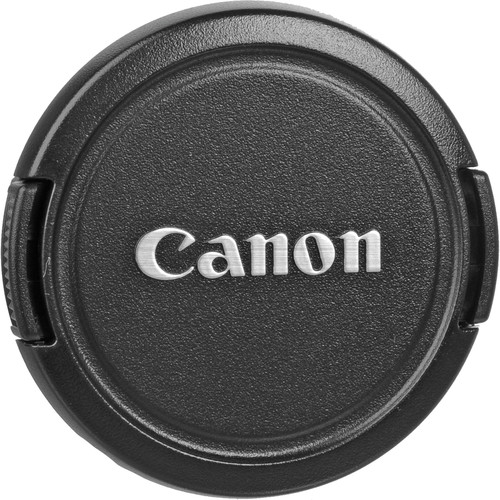 Canon E-52 52mm Snap-On Lens Cap