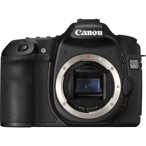 Canon EOS 50D SLR Digital Camera (Camera Body)