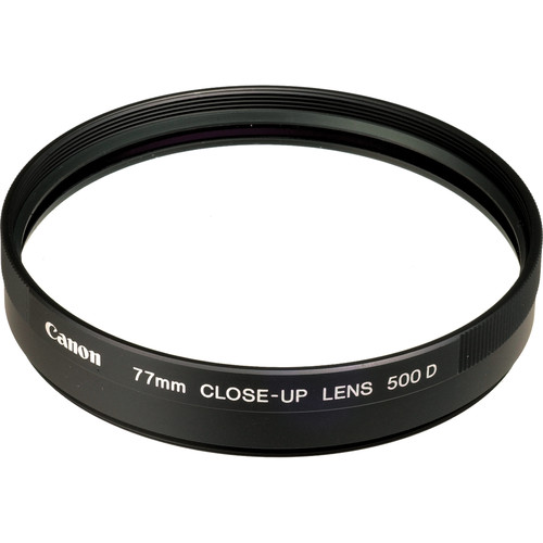 Canon 77mm 500D Close-up Lens