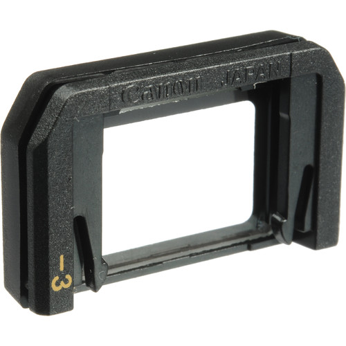 Canon Dioptric Adjustment Lens E (-3)