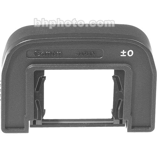 Canon 0 Diopter Adjustment Lens ED for Select Canon Cameras