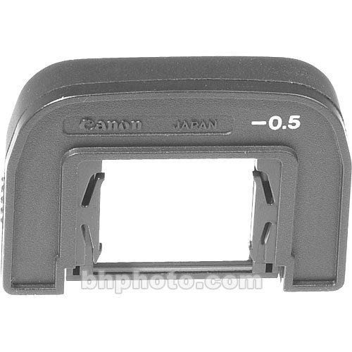 Canon -.5 Diopter ED