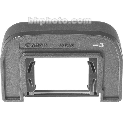 Canon -3 Diopter Ed