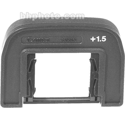Canon +1.5 Dioptric Adjustment Lens