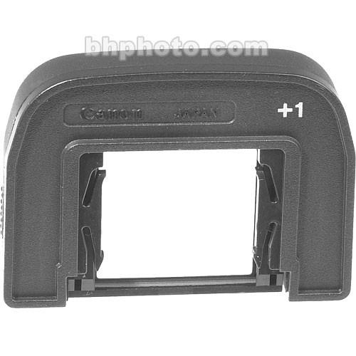 Canon +1 Diopter Ed for EOS-3, A2/E, Elan II & 7 Series Cameras