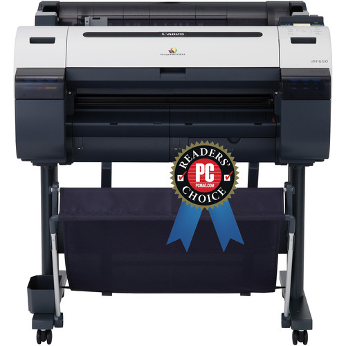 "Canon imagePROGRAF iPF650 24"" Large Format Printer"