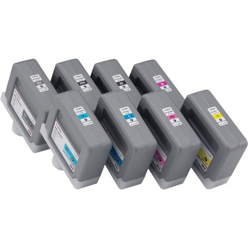 Canon PFI-301 8-Color Ink Set (330 ml)