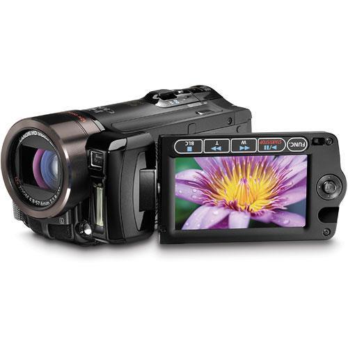 Canon VIXIA HF11 AVCHD Dual Flash Memory High Definition Camcorder