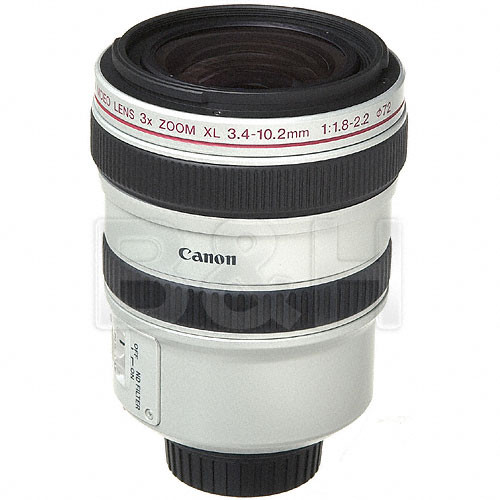 Canon 3x Wide Zoom Lens for Canon XL-2 and XL-1 Camcorders