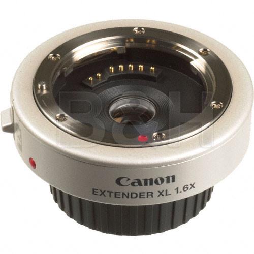 Canon 1.6x Extender