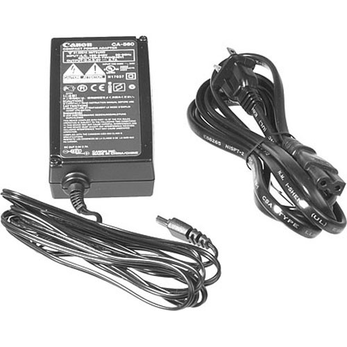 Canon DEMO CA-560 AC Adapter Charger