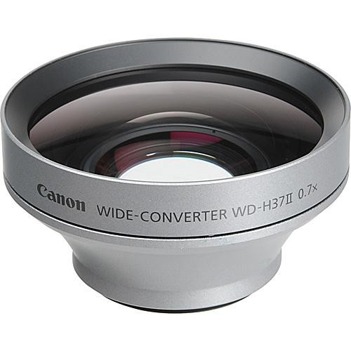 Canon WD-H37 II 37mm Wide Angle Conversion Lens