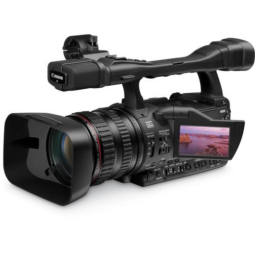 Canon XH-A1s 3CCD HDV Camcorder
