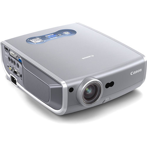 Canon REALiS WUX10 LCOS Multimedia Projector