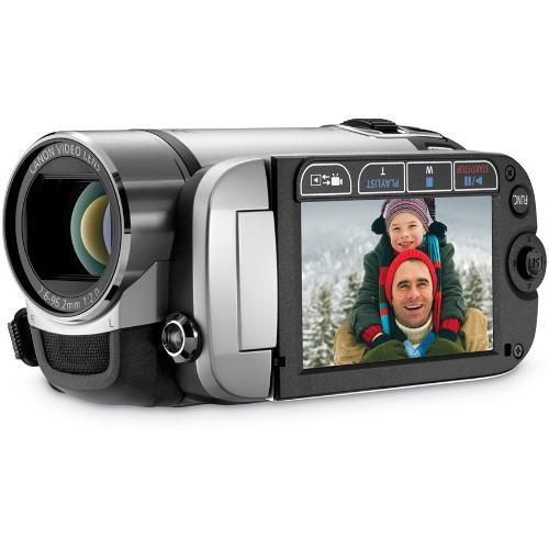 Canon FS21 Dual Flash Memory Camcorder