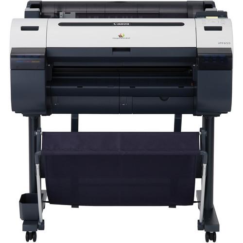 "Canon imagePROGRAF iPF655 24"" Large Format Printer"