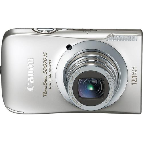 Canon PowerShot SD970 IS Digital Camera