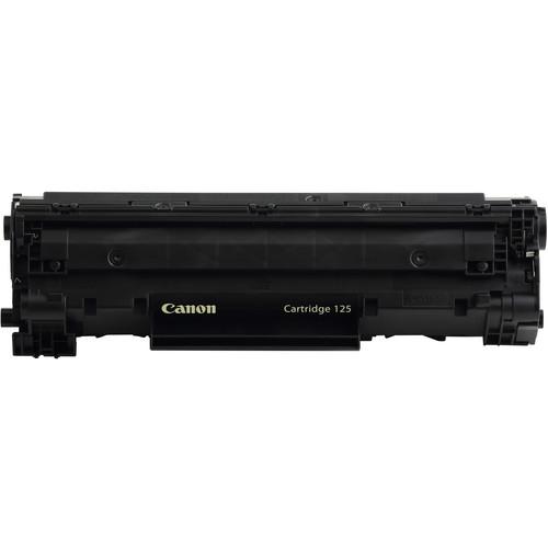 Canon 125 Black Toner Cartridge
