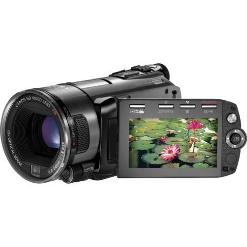 Canon VIXIA HF S100 Flash Memory High Definition Camcorder