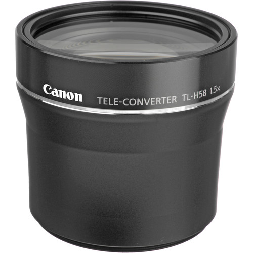 Canon TL-H58 Teleconverter Lens (1.5x)