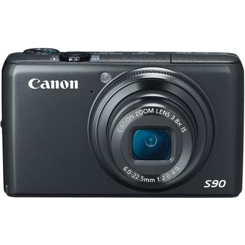 Canon PowerShot S90 Digital Camera