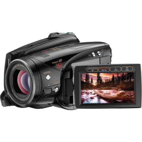 Canon VIXIA HV40 HD Camcorder (Refurbished)