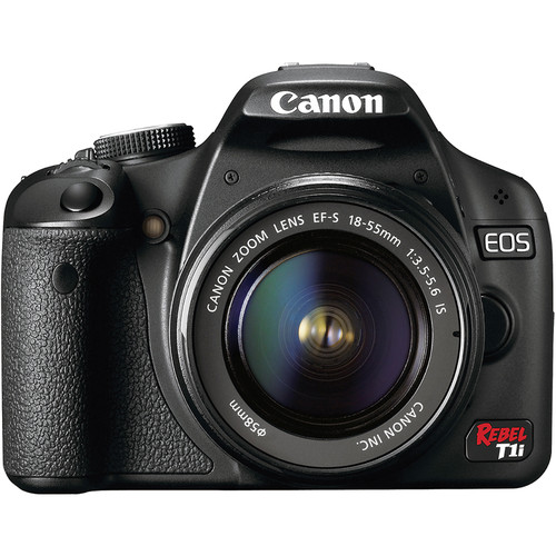 Canon EOS REBEL T1I w/EF-S/18-55 IS